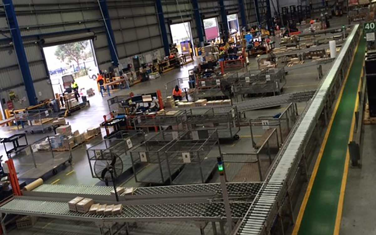 ThreeSixty Supply Chain Group, Blackwoods Greystanes