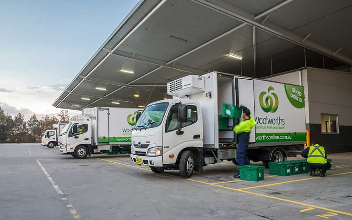 ThreeSixty Supply Chain Group, Woolworths